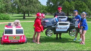 Little Heroes 12 - The Cops the Fire Engine and the Return of the Stealer