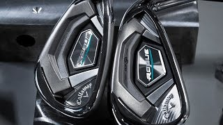 Callaway Rogue Irons: How Distance Should Feel