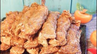 Easy Recipe: Homemade Chinese Meat Rolls 五香卷 Lor Bak / Ngoh Hiong