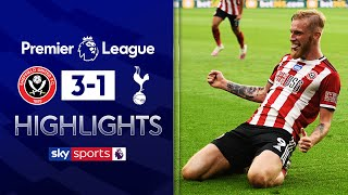 SUBSCRIBE ► http://bit.ly/SSFootballSub PREMIER LEAGUE HIGHLIGHTS ► http://bit.ly/SkySportsPLHighlights Highlights from the Premier League where Sander Berge, Lys Mousset and Oli McBurnie fired Sheffield United to a 3-1 win over Tottenham, as Spurs were left fuming after a VAR call denied Harry Kane an equaliser.  Watch Premier League LIVE on Sky Sports here ► http://bit.ly/WatchSkyPL ►TWITTER: https://twitter.com/skysportsfootball ►FACEBOOK: http://www.facebook.com/skysports ►WEBSITE: http://www.skysports.com/football  MORE FROM SKY SPORTS ON YOUTUBE: ►SKY SPORTS CRICKET: https://bit.ly/SubscribeSkyCricket ►SKY SPORTS BOXING: http://bit.ly/SSBoxingSub ►SOCCER AM: http://bit.ly/SoccerAMSub ►SKY SPORTS F1: http://bit.ly/SubscribeSkyF1