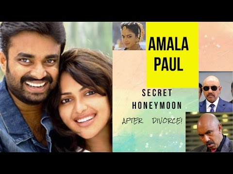 Amala Paul's Secret Honeymoon After Divorce