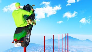 99.9% Can NOT Finish This SKILLCOURSE! (GTA 5 Funny Moments)