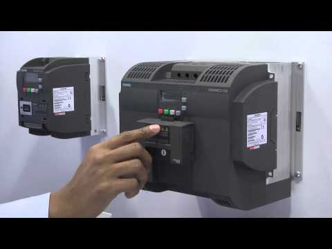 Siemens Sinamics V20 VFD
