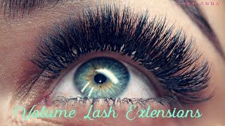 All About My Lash Extensions (2D-10D Russian Volume Extensions)   Patty Alonso