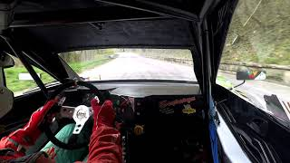 """Стефан Стоев – Silver Car Ef10 Onboard – Рекорд на трасето / Планинско изкачване """"Валерий Великов"""""""
