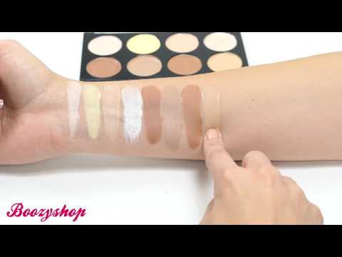 Makeup Revolution Makeup Revolution Ultra Cream Contour Palette