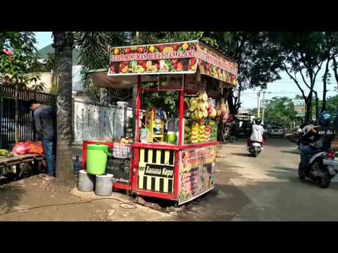 Video Bisnis Jus Buah, MODAL KECIL UNTUNG BESAR