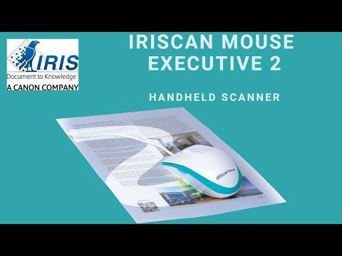 I.R.I.S. IriScan Mouse Executive 2