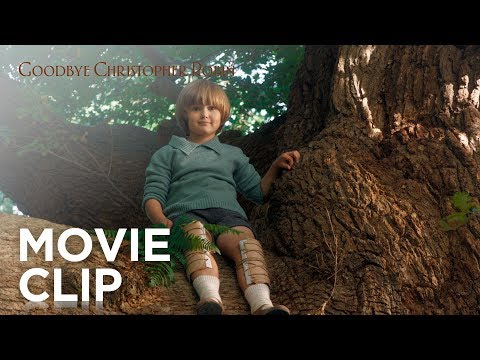 Goodbye Christopher Robin (Clip 'Wood Spirit')