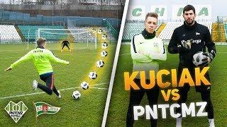 Dusan Kuciak VS PNTCMZ | Najlepszy bramkarz Ekstraklasy!