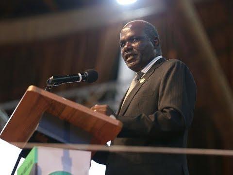 FINAL DECLARATION: Wafula Chebukati's full speech