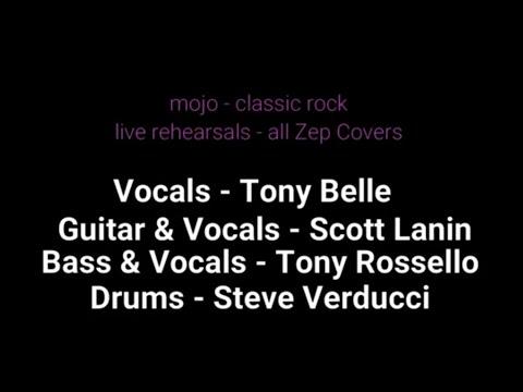Mojo Plays Zep