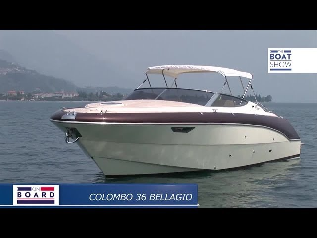 [ENG]  COLOMBO 36 BELLAGIO - Review - The Boat Show