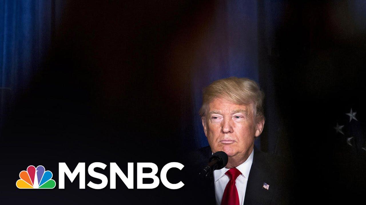 Donald Trump Denies Report He Posed As Own Publicist | MSNBC thumbnail