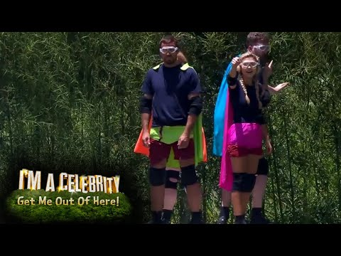 FIRST LOOK: The Final Four Take on Celebrity Cyclone! | I'm A Celebrity...Get Me Out Of Here!
