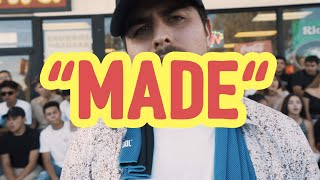 "Eddie Zuko - ""MADE"" (Official Music Video)"
