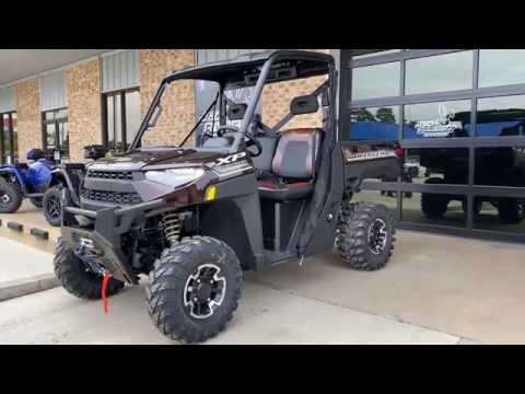 2020 Polaris Ranger XP 1000 Texas Edition in Marshall, Texas - Video 1