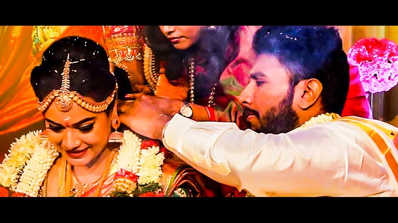 VIDEO: Emotional moment during THALI knot tying : Actor Shivakumar – Actress Suja Varunee Wedding