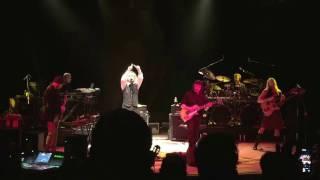 Steve Hackett. Dance on a Volcano. Westbury NY 2/23/17.