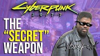 Mike Pondsmith - Cyberpunk 2077