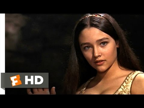 Romeo and Juliet (4/9) Movie CLIP - Love's Faithful Vow (1968) HD