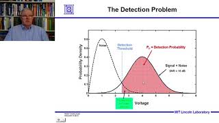 Introduction to Radar Systems – Lecture 5 – Detection of Signals; Part 1