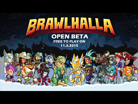 Brawlhalla Open Beta Trailer