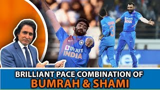 Bumrah & Shami restricts New Zealand | Jadeja chips in