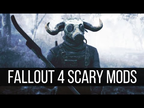 11 More Scary Mods to Turn Fallout 4 into a Horror Game