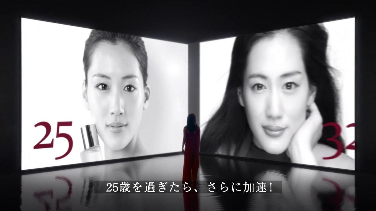 綾瀬はるか:肌の若々しい印象のための、新・乳液 | SK-II