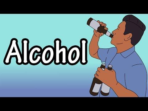 La codificazione di conseguenza da alcool video