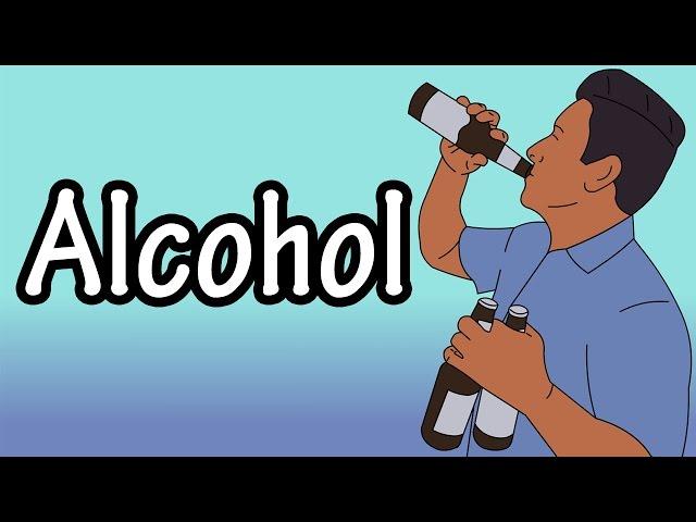 Видео Произношение alcohol в Английский
