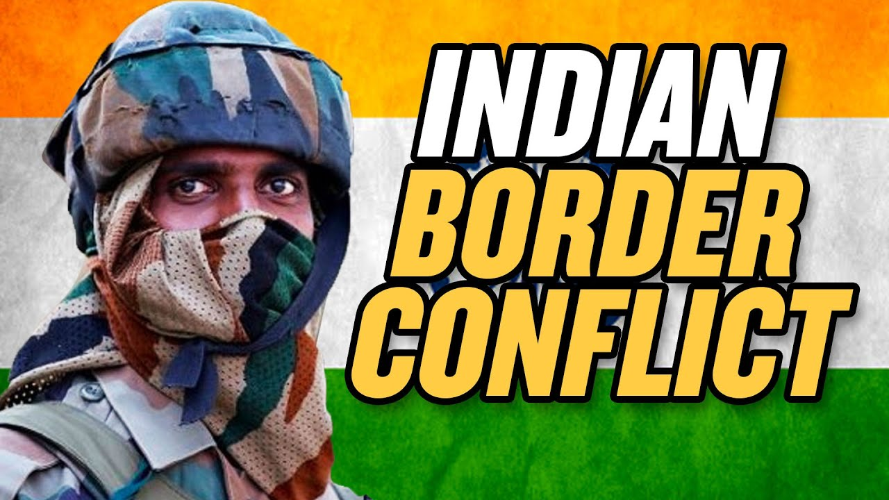 India and China Fight Border Conflict thumbnail