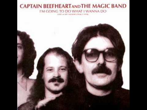 Captain Beefheart - The Floppy Boot Stomp (live)