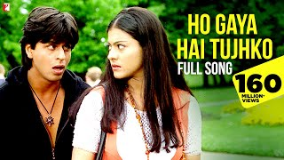 Ho Gaya Hai Tujhko - Full Song | Dilwale Dulhania   - YouTube