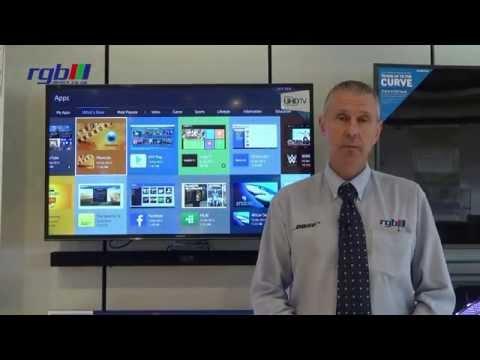 Samsung JU6400 Series 4K TV Review - UE40JU6400, UE48JU6400,  UE55JU6400