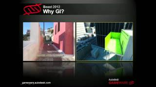 GDC12 Session autodesk gameware