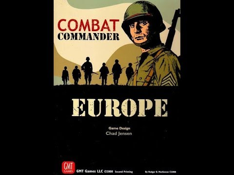 Let's learn Combat Commander - The Track Display