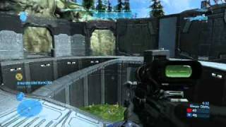 Halo Reach Slayer DMRs - Choke Sniping comeback - Kryotix