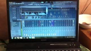 DJ Tricky [Madona - Hung Up 2k12] Demo..