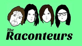 The Raconteurs   A Brief Introduction