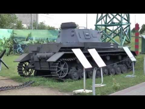 Музей военной техники на Поклонной горе