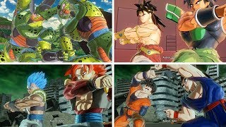 Unbelievable Same Character Fusions - Dragon Ball Xenoverse 2 Mods