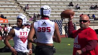 Jude Wolfe Highlights #395 Rivals Camp Series Los Angeles 2018