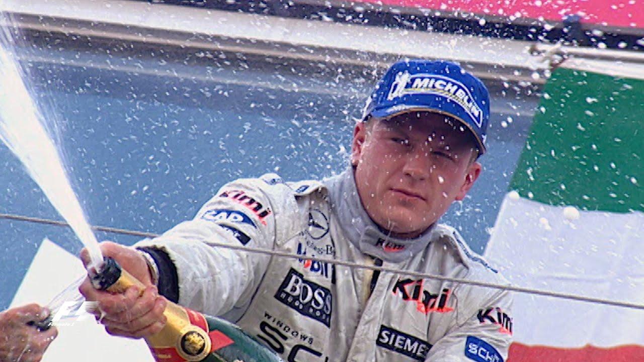 2005 Suzuka Japán Nagydíj, Raikkönen a 17. helyről rajtolva, győz!!!