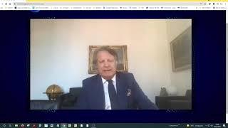 Intervento del presidente nazionale, Vincenzo Cirasola all'Assemblea GAZ 2021
