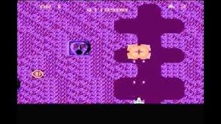 Star force NES world record finish (all secrets) japan version