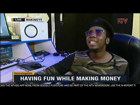 ON THE GROUND: Producer Nessim on how to mint money from your talent