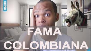 COLOMBIANOS Y SU MALA FAMA??? - Video Youtube
