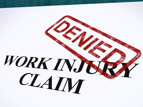 Denial of Workplace Injury Claims in North Carolina Video
